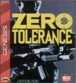Zero Tolerance (JUE) ROM