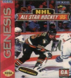 NHL All-Star Hockey 95 ROM
