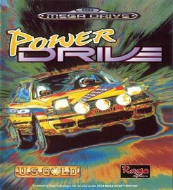 Power Drive (EJU) ROM