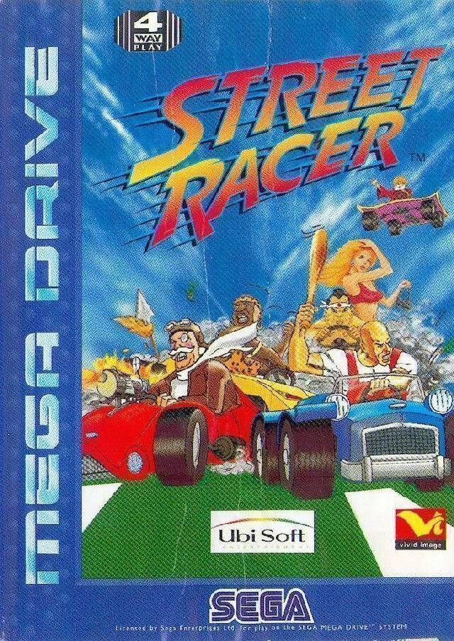Street Racer [b1]