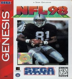 NFL 98 ROM