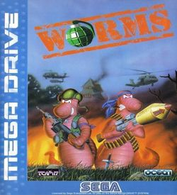 Worms (8) ROM