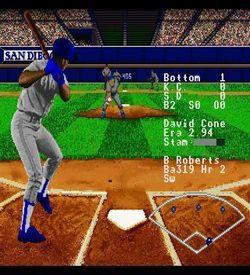 RBI Baseball 95 32X (4) ROM