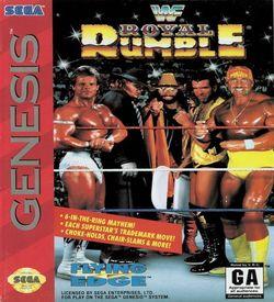 WWF Royal Rumble (JUE) ROM