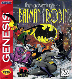 Adventures Of Batman And Robin, The ROM
