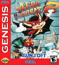 Aero The Acrobat 2 ROM