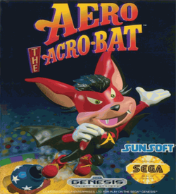 Aero The Acro-Bat [b1] ROM