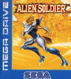 Alien Soldier ROM
