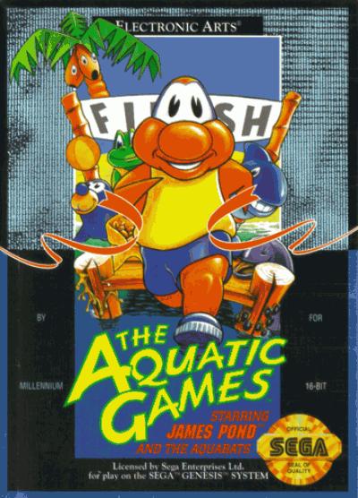 Aquatic Games, The