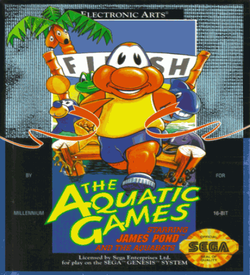 Aquatic Games, The ROM