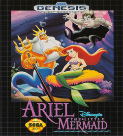 Ariel - Disney's The Little Mermaid ROM