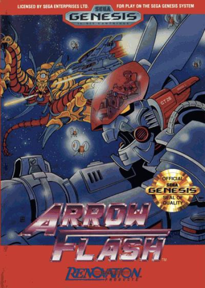 Arrow Flash (JUE)