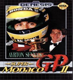 Ayrton Senna's Super Monaco GP II ROM