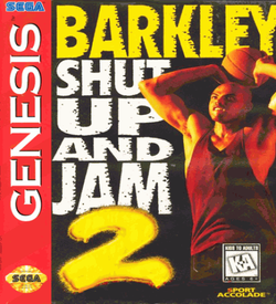 Barkley Shut Up And Jam 2 (JUE) ROM