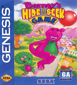 Barney's Hide And Seek ROM
