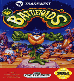 Battletoads (JUE) ROM