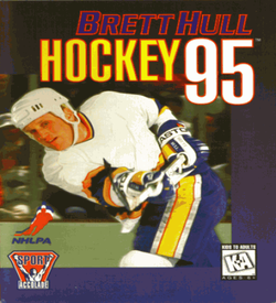 Brett Hull Hockey 95 (JUE) ROM