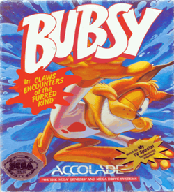 Bubsy (JUE) ROM