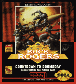 Buck Rogers - Countdown To Doomsday ROM