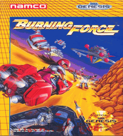 Burning Force ROM