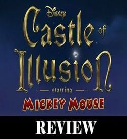 Mickey Mouse - Castle Of Illusion ROM