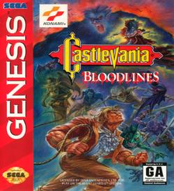 Castlevania - Bloodlines ROM