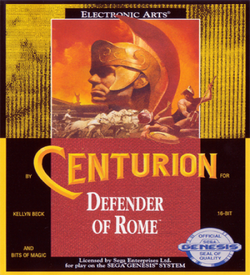 Centurion - Defender Of Rome [b1] ROM