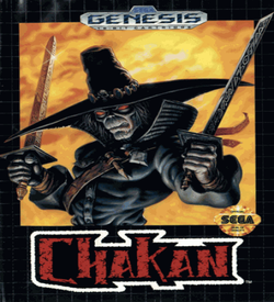 Chakan - The Forever Man ROM