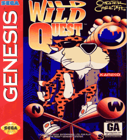 Chester Cheetah 2 - Wild Wild Quest ROM