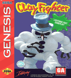 Clay Fighter ROM