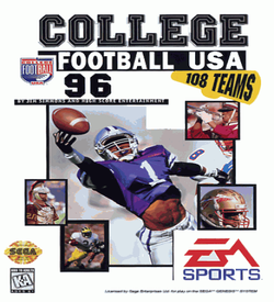 College Football USA 96 (4) ROM