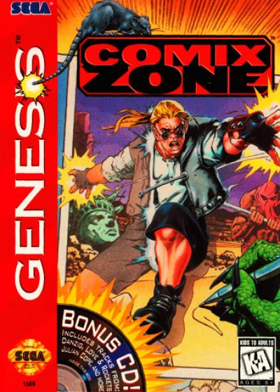 Comix Zone (1)