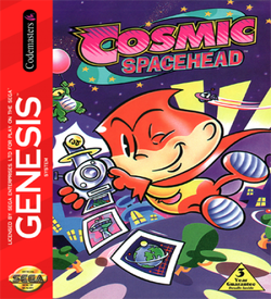 Cosmic Spacehead ROM