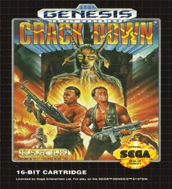 Crack Down ROM