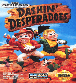 Dashin' Desperadoes ROM