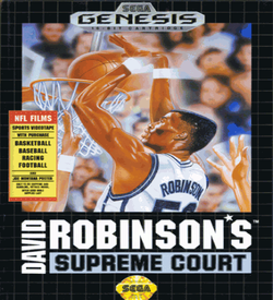 David Robinson's Supreme Court ROM