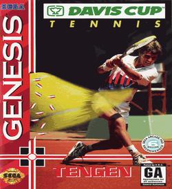 Davis Cup World Tour Tennis (UJE) (Jul 1993) ROM
