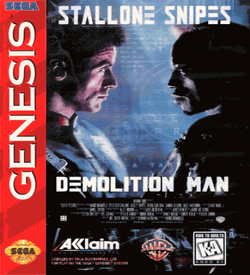 Demolition Man ROM