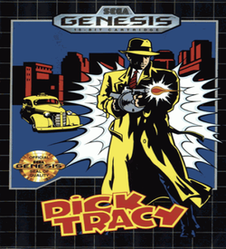 Dick Tracy (JUE) [b1] ROM