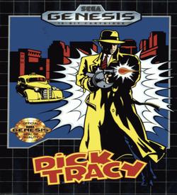 Dick Tracy (JUE) [b1] ROM