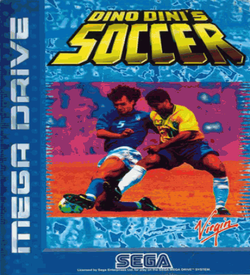 Dino Dini's Soccer ROM