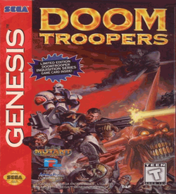 Doom Troopers - The Mutant Chronicles (4) [b1] ROM