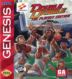 Double Dribble - Playoff Edition ROM