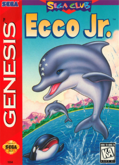 ECCO Jr. (UJE) (Mar 1995)