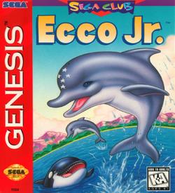 ECCO Jr. (UJE) (Mar 1995) ROM