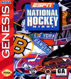 ESPN National League Hockey Night ROM