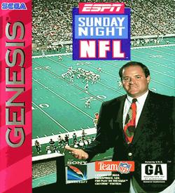 ESPN Sunday Night Football ROM