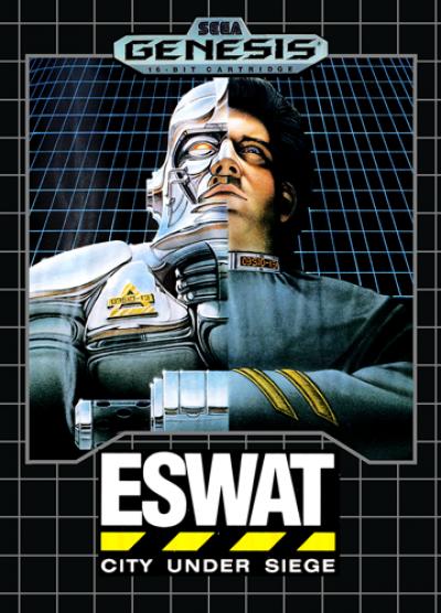 ESWAT Cyber Police - City Under Siege