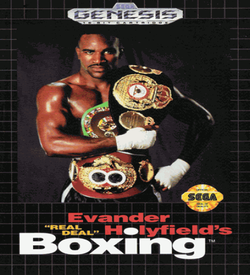 Evander Holyfield's Real Deal Boxing ROM