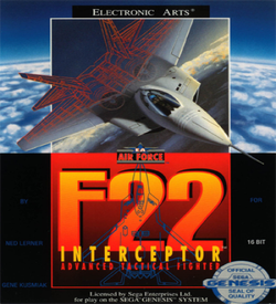 F-22 Interceptor (Jun 1992) [b1] ROM